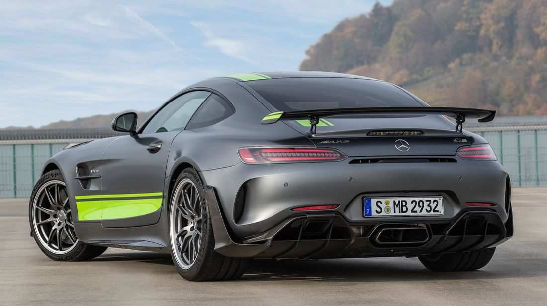 48 The Mercedes Gt 2019 Performance And New Engine