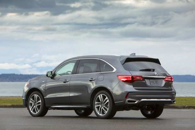 48 The New Acura Mdx 2020 Redesign And Concept