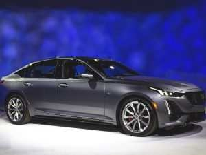 Photos Of 2020 Cadillac Ct5