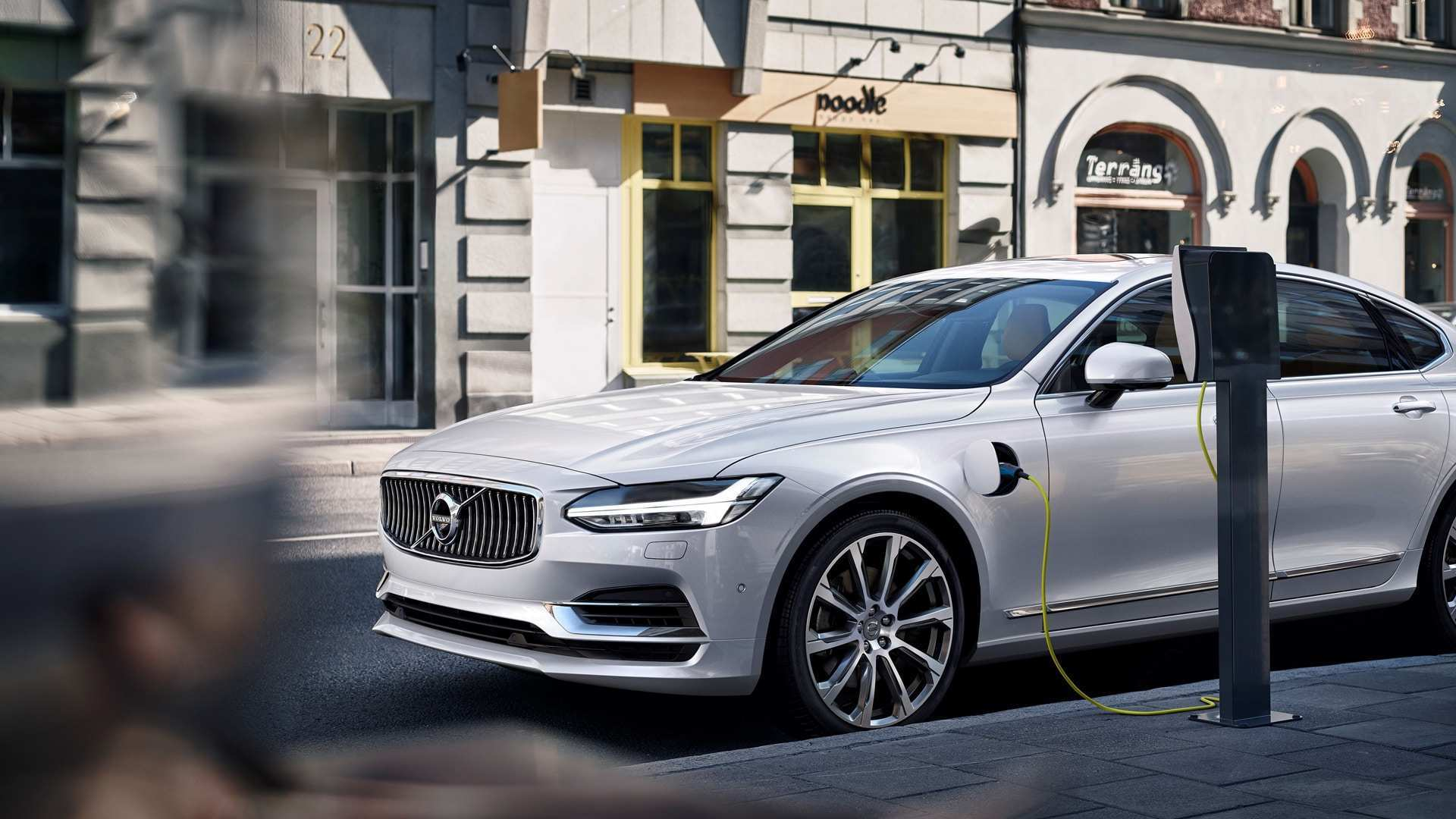 48 The Volvo 2020 Goal First Drive