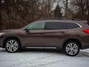 48 The When Will 2020 Subaru Ascent Be Available Exterior and Interior