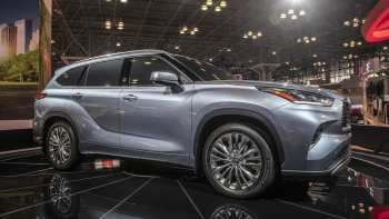 48 The When Will 2020 Toyota Highlander Be Available Performance