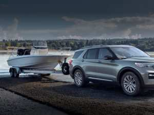 48 The Xe Ford Explorer 2020 New Model and Performance