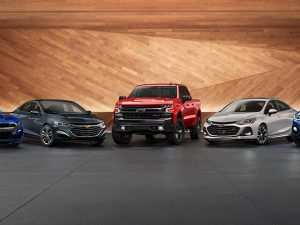 49 A 2019 Chevrolet Lineup Spy Shoot