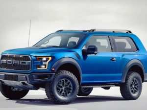 49 A 2019 Ford Bronco Pictures Model