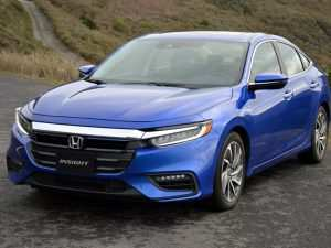 49 A 2019 Honda Insight Review Interior