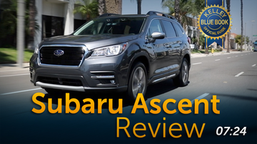 49 A 2019 Subaru Ascent Kbb Redesign And Concept