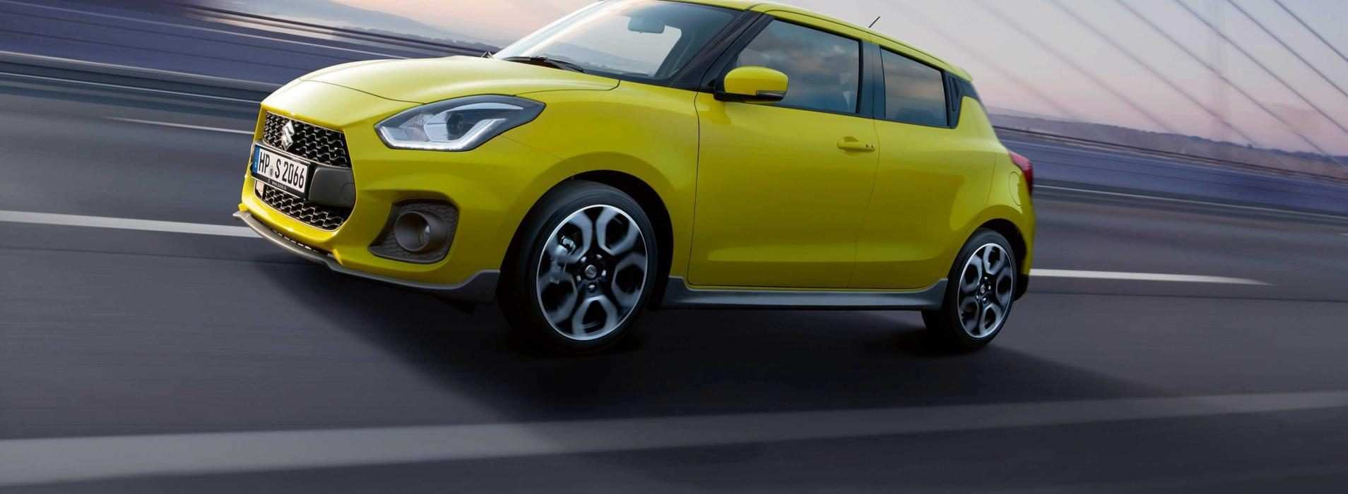 49 A 2019 Suzuki Swift Sport Specs Release Date And Concept