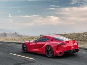 49 A 2019 Toyota Ft 1 Price and Release date