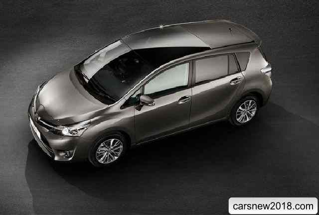 49 A 2019 Toyota Verso New Model And Performance