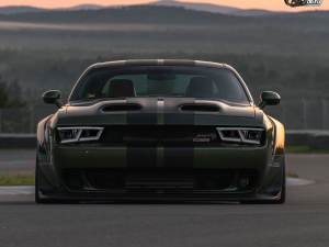 2020 Dodge Challenger Red Eye