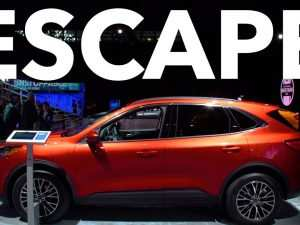 49 A 2020 Ford Escape Jalopnik Price and Release date