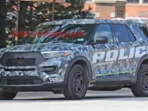 49 A 2020 Ford Police Interceptor Utility Release Date and Concept