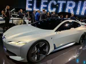 49 A BMW Electric Cars 2020 Review