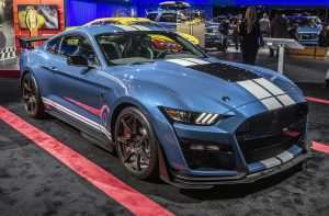 49 A Ford Shelby 2020 Gt500 New Review