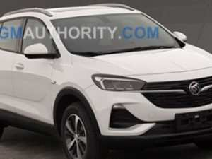 49 A New Buick Suv 2020 Redesign and Review