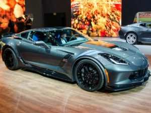 49 A New Chevrolet Corvette 2020 Performance and New Engine