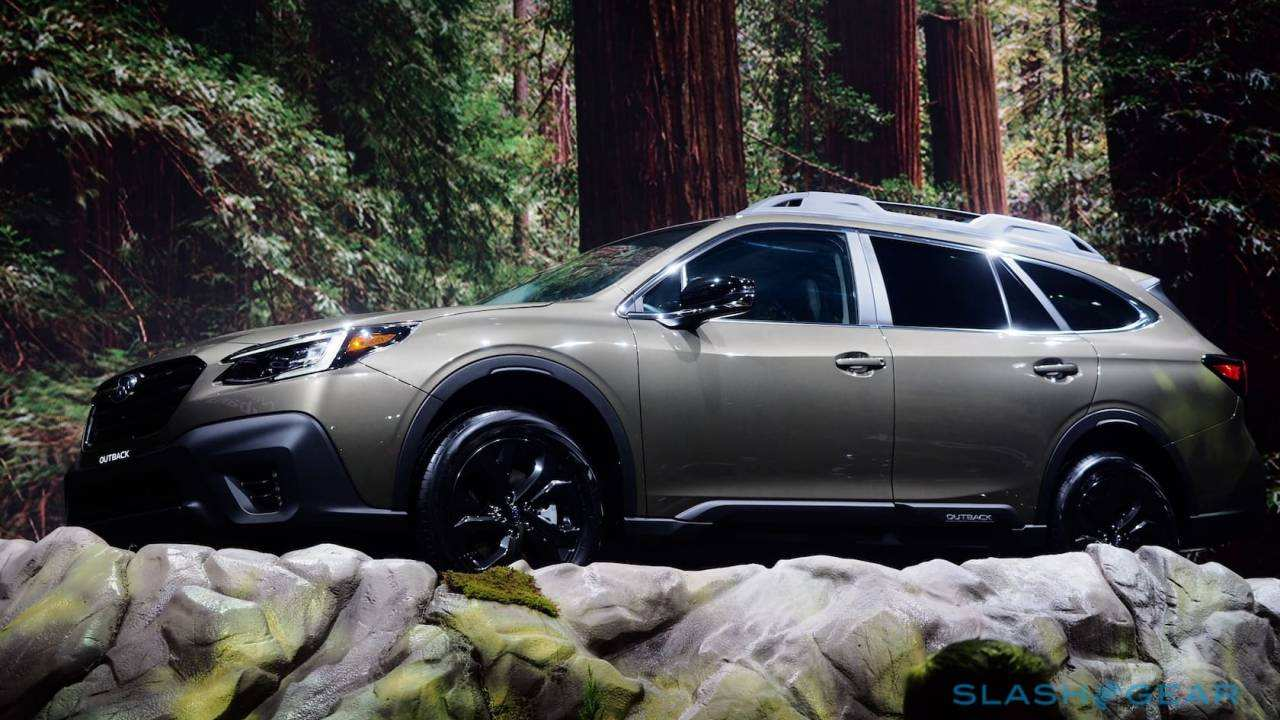 49 A When Does The 2020 Subaru Outback Go On Sale Specs