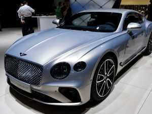 49 All New 2019 Bentley Continental Gt Release Date New Concept