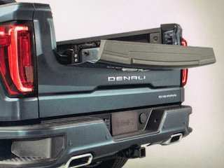 49 All New 2019 Gmc 1500 Tailgate Concept