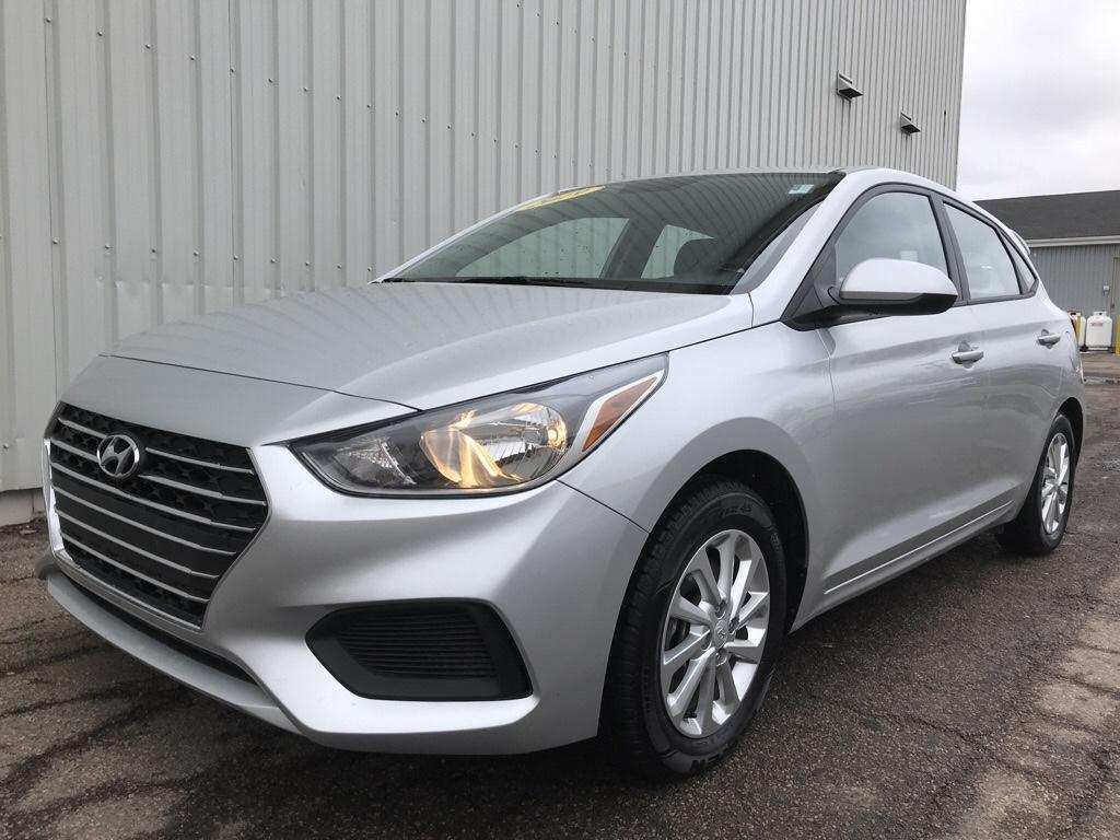 49 All New 2019 Hyundai Accent Hatchback Configurations