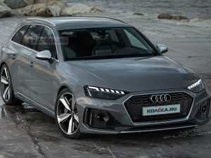 49 All New 2020 Audi Rs6 Spesification