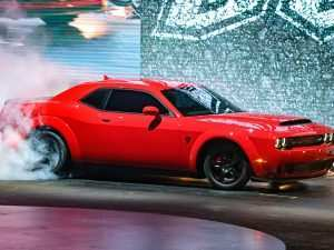 49 All New 2020 Dodge Challenger Hellcat Performance