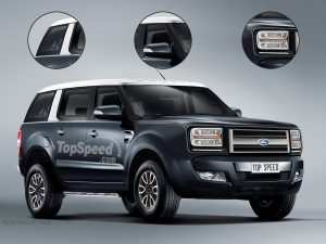 49 All New 2020 Ford Bronco Performance