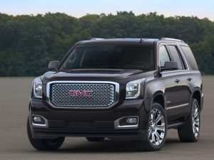 49 All New 2020 Gmc Yukon Concept Review and Release date