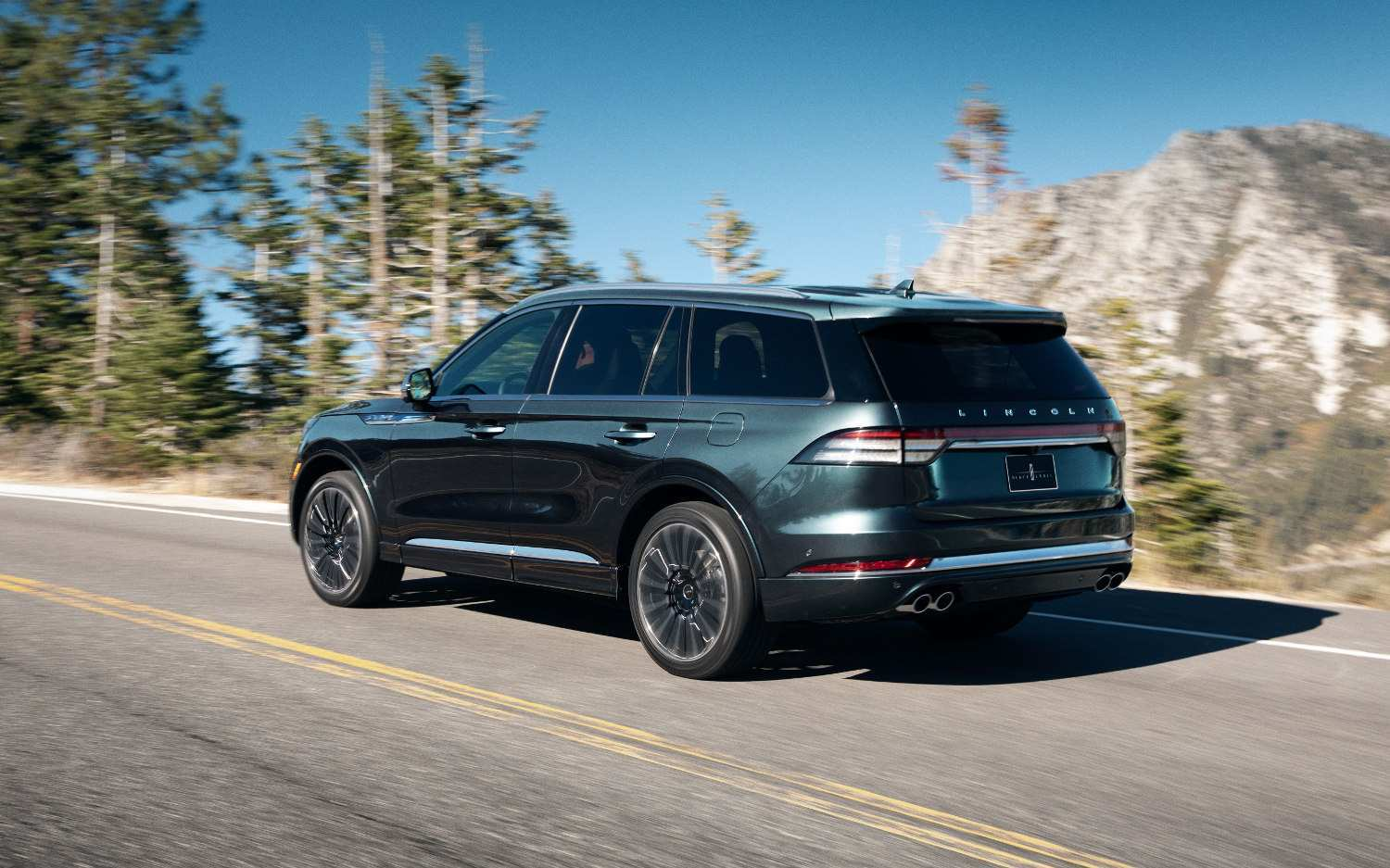 49 All New 2020 Lincoln Aviator Vs Buick Enclave Rumors