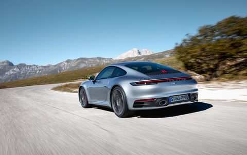 49 All New 2020 Porsche 992 Price And Review