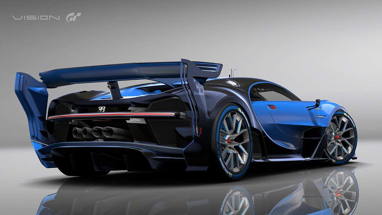 49 All New Bugatti Concept 2020 Concept And Review