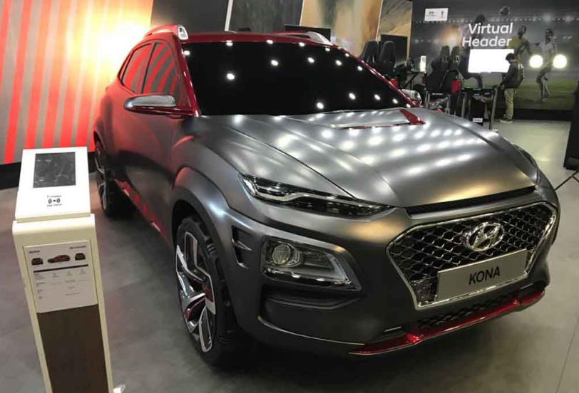 49 All New Hyundai Kona 2020 Colors Price Design And Review