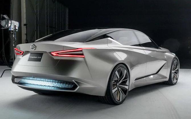 49 All New Nissan Altima Coupe 2020 Release Date And Concept
