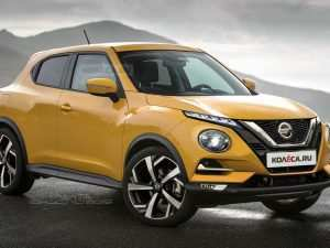 49 All New Nissan Juke 2020 Release Date Configurations