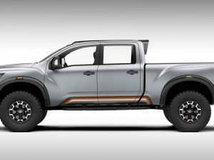 49 All New Nissan Warrior 2020 Images