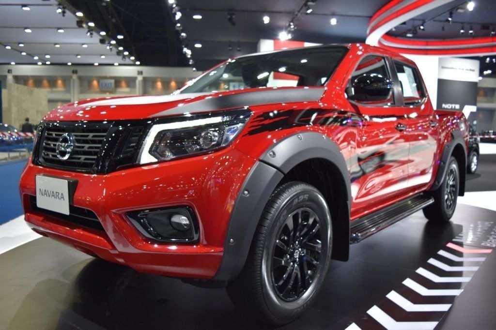 49 All New Pictures Of 2020 Nissan Frontier Spy Shoot