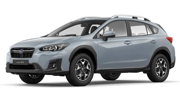 49 All New Subaru Xv 2020 Egypt Redesign And Review
