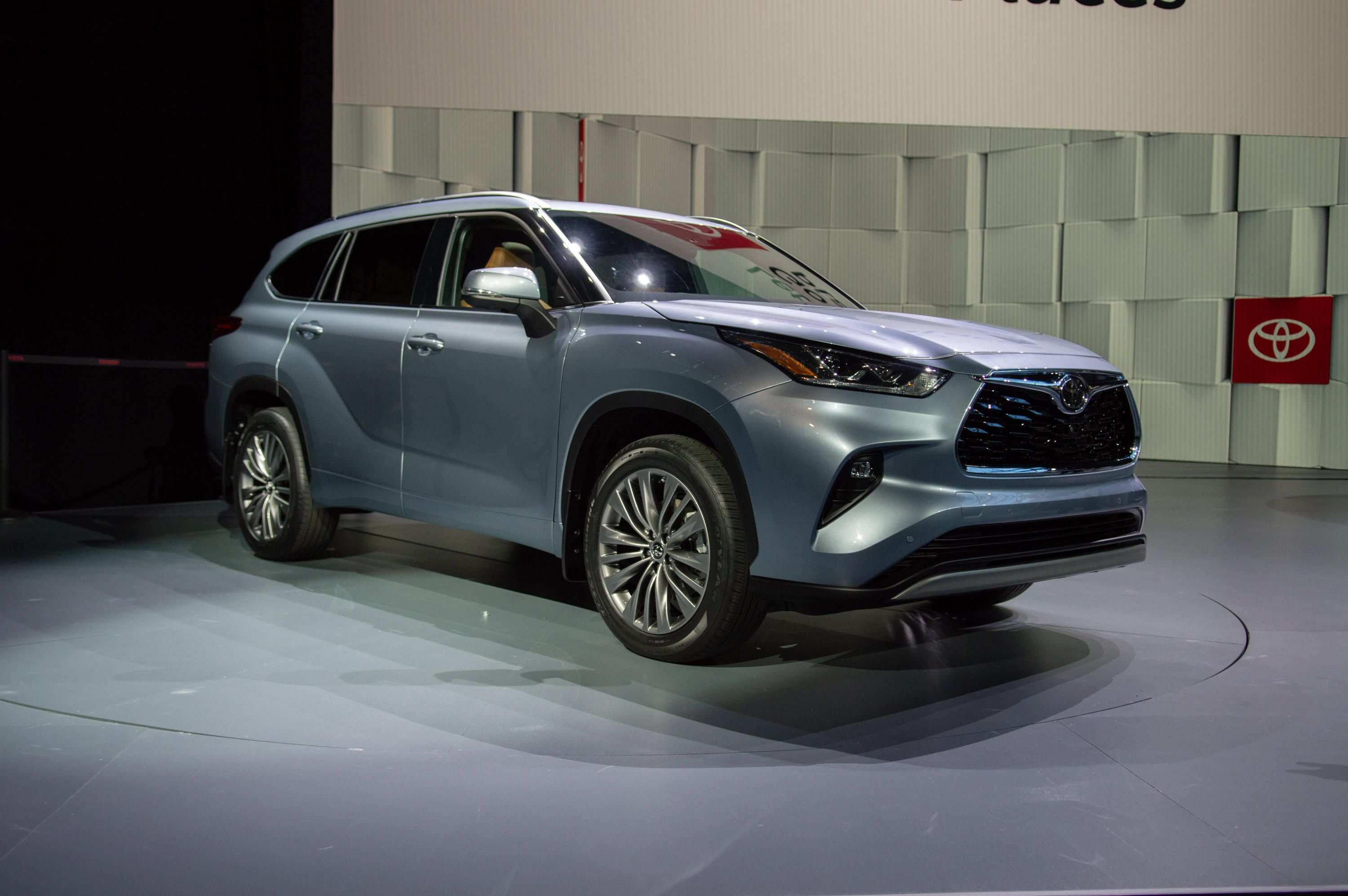 49 All New Toyota Electric Suv 2020 Redesign And Review
