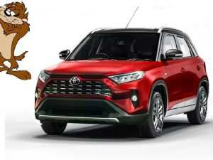 49 All New Toyota Upcoming Suv 2020 History