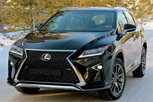 49 All New When Will The 2020 Lexus Rx Come Out Engine