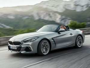 49 Best 2019 Bmw Z4 Interior First Drive