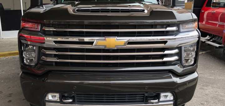 49 Best 2020 Chevrolet 2500 High Country Exterior And Interior