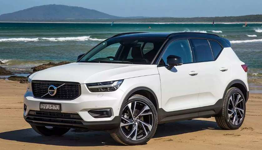 49 Best 2020 Volvo Xc40 T5 Price And Release Date