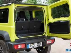 49 Best Suzuki Jimny 2019 Interior Performance and New Engine
