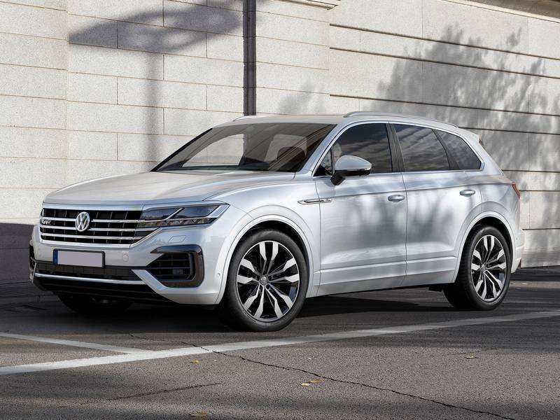 49 Best Touareg Vw 2019 First Drive