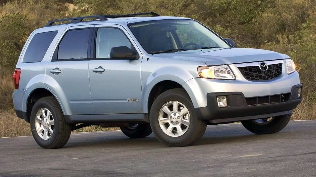 49 New 2019 Mazda Tribute Redesign And Review