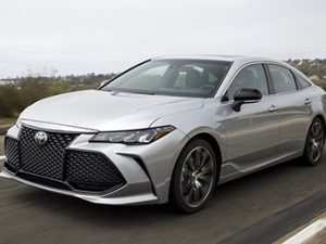 49 New 2019 Toyota Avalon Review New Concept