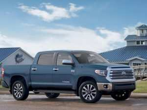 49 New 2019 Toyota Tundra Redesign Price