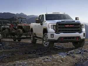 49 New 2020 Gmc 2500 Mpg New Review